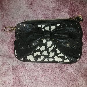 Betsey Johnson wallet/wristlet/pouch